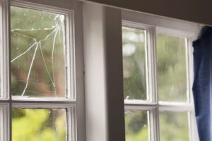 Broken Window Glass Replacement & Repair Services